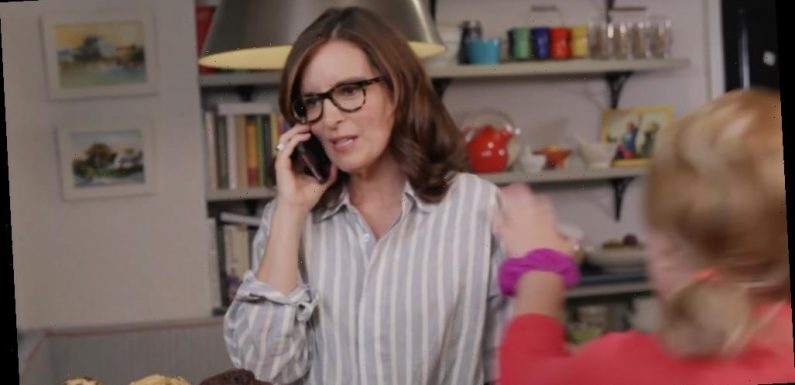 The '30 Rock' Reunion Is Superb Cross-Promotional Jargon and Downright Bizarre TV