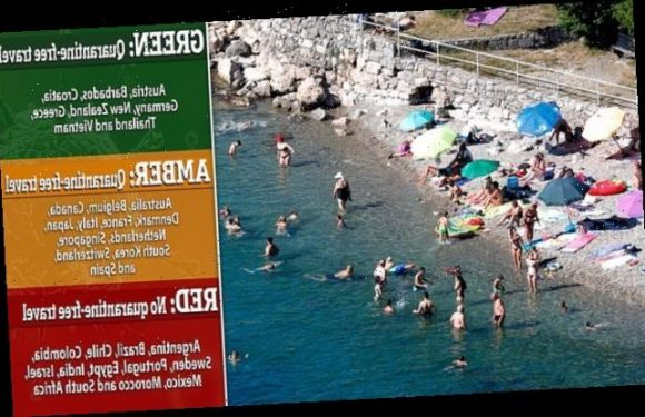 Turkey insists it WILL be open to British tourists this summer