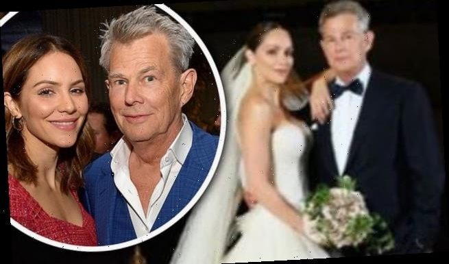 David Foster, 70, praises fifth wife Katharine McPhee, 36