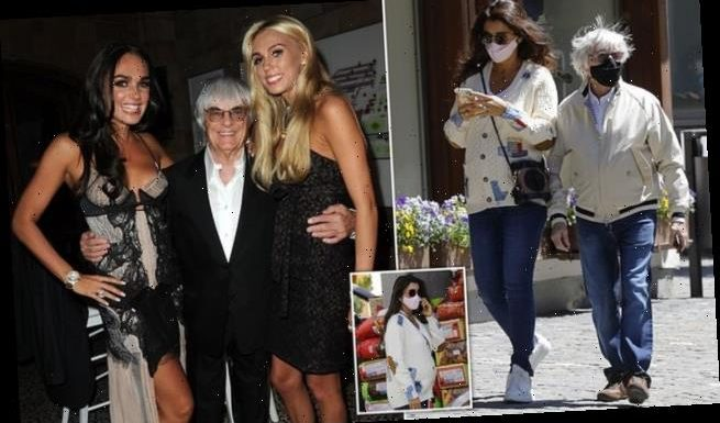 Bernie Ecclestone, 89, becomes a father for the fourth time