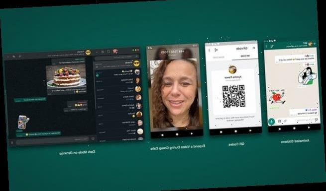 WhatsApp reveals new features including contact-adding QR codes