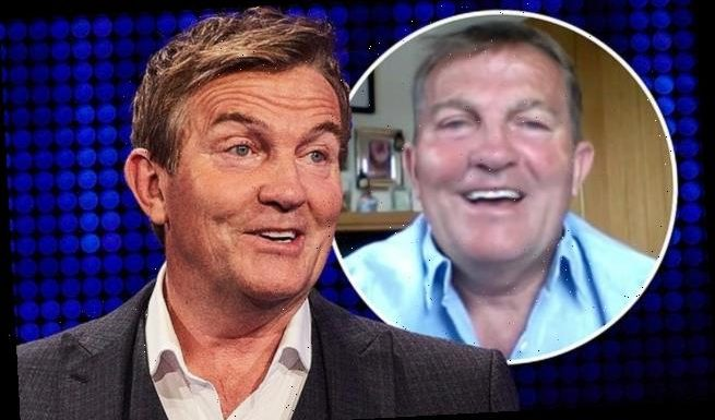 Bradley Walsh has quit booze after doctors warned he could die