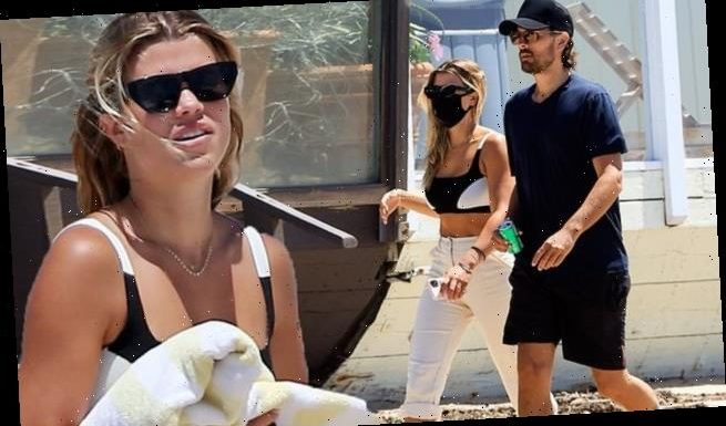 Scott Disick and Sofia Richie reunite for the first time since split