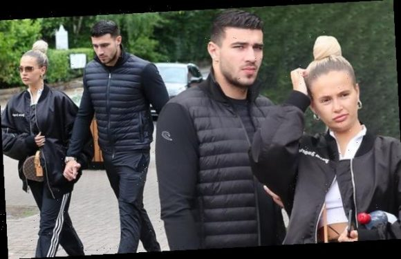 Molly-Mae Hague and boyfriend Tommy Fury look romantic as ever