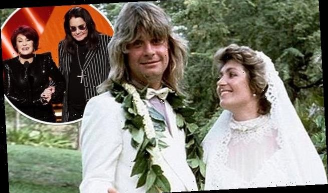 Sharon and Ozzy Osbourne celebrate 38 years of marriage