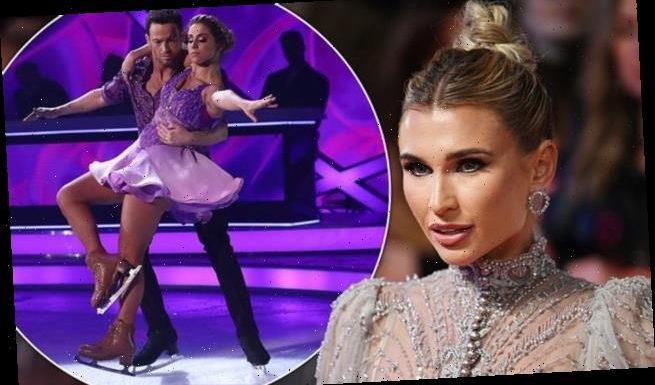 Billie Faiers 'is lined up by ITV bosses' for Dancing On Ice