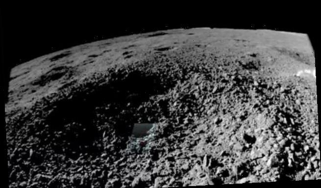 Scientists identify mysterious gel-like substance found on moon