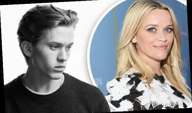 Reese Witherspoon proudly introduces son Deacon's debut single