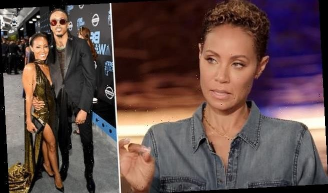 Jada Pinkett Smith: I DID have an affair while married to Will Smith