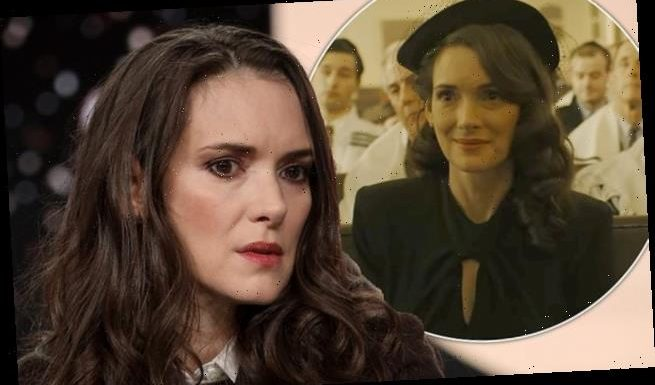 Winona Ryder reveals she has been haunted by horrors of the Holocaust