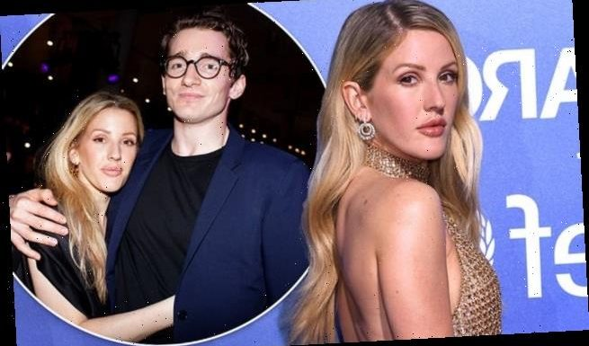 Ellie Goulding discusses benefits of living apart from Caspar Jopling