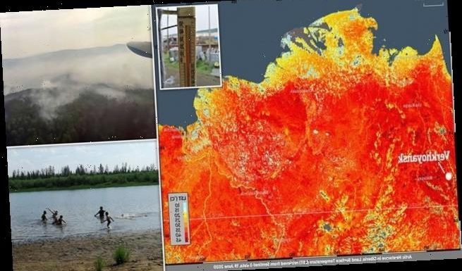 Siberia´s heatwave `effectively impossible´ without climate change