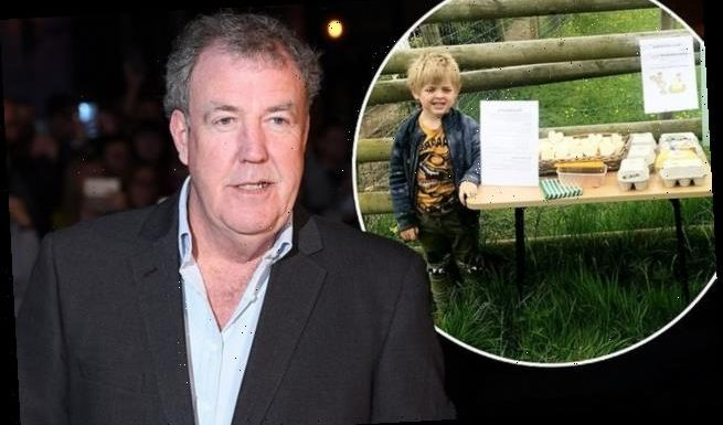 Jeremy Clarkson to reimburse five-year-old after thieves ransack stall