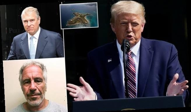 Donald Trump brings up Prince Andrew while discussing Epstein in 2015
