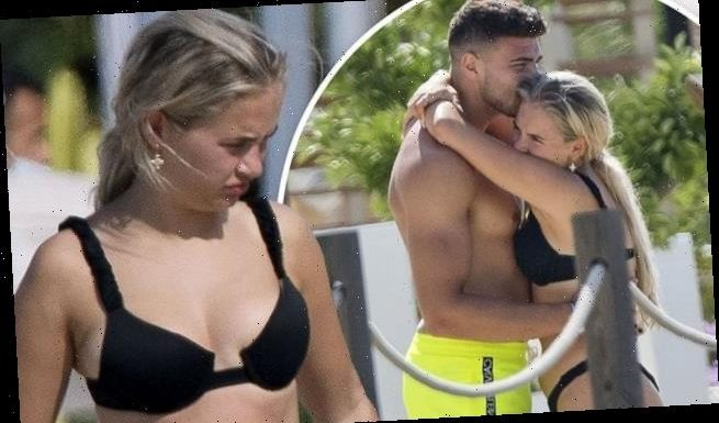 Love Island's Molly-Mae Hague packs on PDA with Tommy Fury in Ibiza