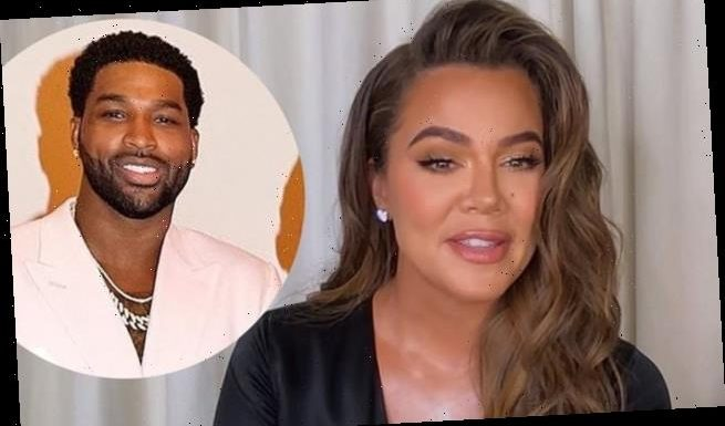Khloe Kardashian shares she is getting along with Tristan Thompson