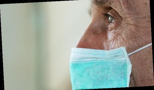 Over-65s who catch Covid-19 have a 5.6% risk of dying from the disease