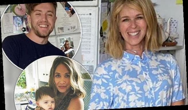 Kate Garraway gets emotional after son Billy's 11th birthday bash