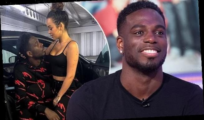 Love Island's Marcel Somerville announces his girlfriend is PREGNANT