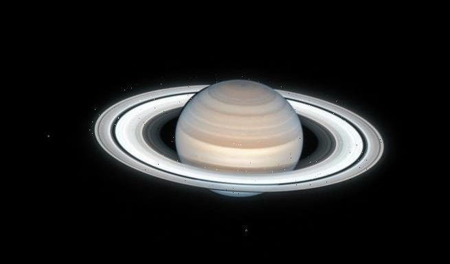 NASA captures summer on Saturn in an amazing new Hubble snapshot