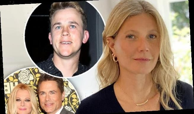 Rob Lowe's son reacts to Gwyneth Paltrow risqué oral sex confession