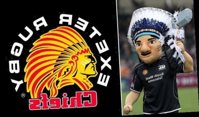 NOW snowflakes decide Exeter Chiefs name is 'offensive'