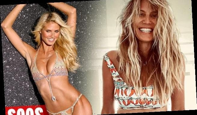 Heidi Klum, 47, reveals which $8 oil keeps her looking young