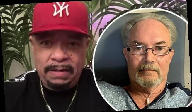 Ice-T says father-in-law's lungs are 'damaged' from COVID-19
