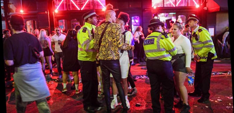 Some pubs forced to close early on Super Saturday after brawls erupt in busy boozers