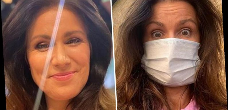 Susanna Reid shows off her incredible transformation after her first haircut in four months