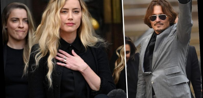 Johnny Depp 'attacked stewardess because he thought she was hitting on Amber Heard'