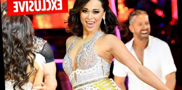 Strictly's Katya Jones is making £33 a pop sending personalised videos to fans on Cameo