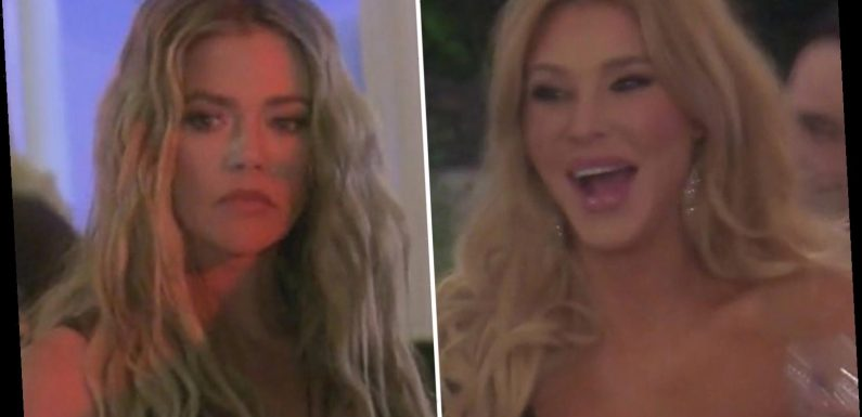 RHOBH's Brandi Glanville comes face-to-face with Denise Richards as she claims she 'f***ed' the actress in 'affair' – The Sun