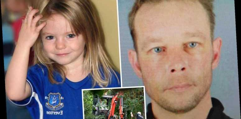 Madeleine McCann suspect Christian B's lawyer blasts allotment dig as 'pure desperation' and insists cops have wrong man