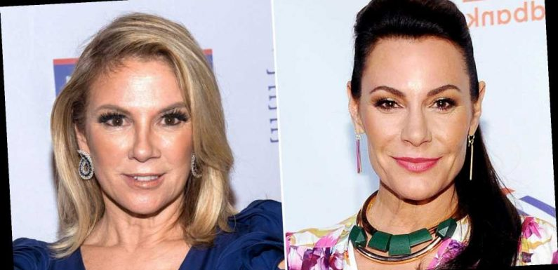 Luann de Lesseps Calls Ramona Singer 'Self-Centered' and 'Very Judgmental'