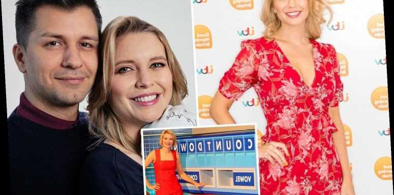 Rachel Riley says 'boys are taught to be the best, girls are told not to boast'