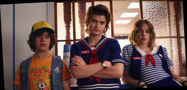Stranger Things stunt boss teases 'exciting' season 4 action and breaks down explosive Star Court Mall battle