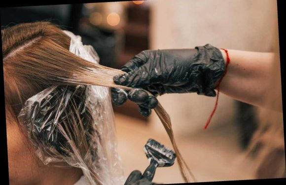 Hairdressers could charge more for overgrown roots and DIY dye fails when they open tomorrow, customers warned