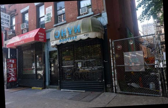 NYC tattoo shop says coronavirus is becoming sought-after ink design