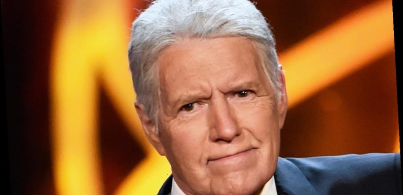 Alex Trebek Reveals Which Celebrity He Wants to Replace Him on 'Jeopardy'