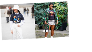 12 New Ways to Style Your Favorite T-Shirt
