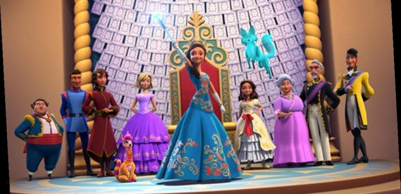 Disney Jr's 'Elena Of Avalor' To End With Primetime Special