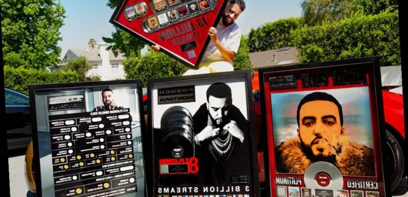 As French Montana Reaches a Major Career Milestone, the Rapper Reflects on 'Unforgettable' Memories, Giving Back