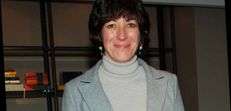 Ghislaine Maxwell posed as journalist when buying New Hampshire mansion