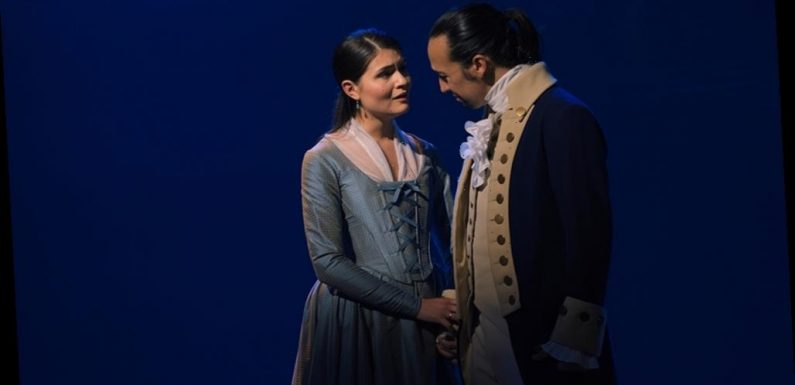 'Hamilton' Star Phillipa Soo Explains Eliza's Gasp in the Ending