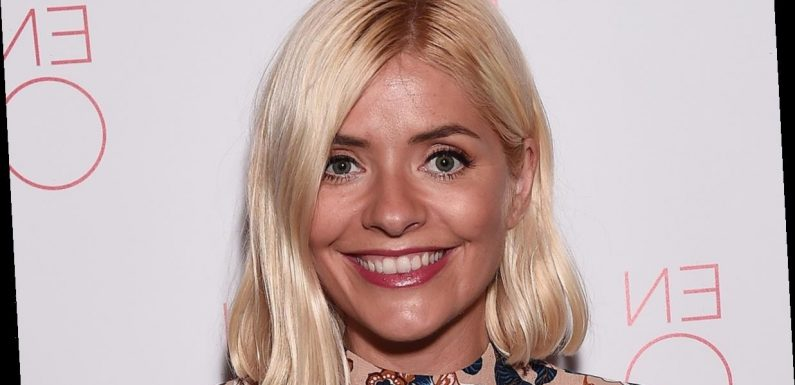 Holly Willoughby bids poignant goodbye to This Morning: