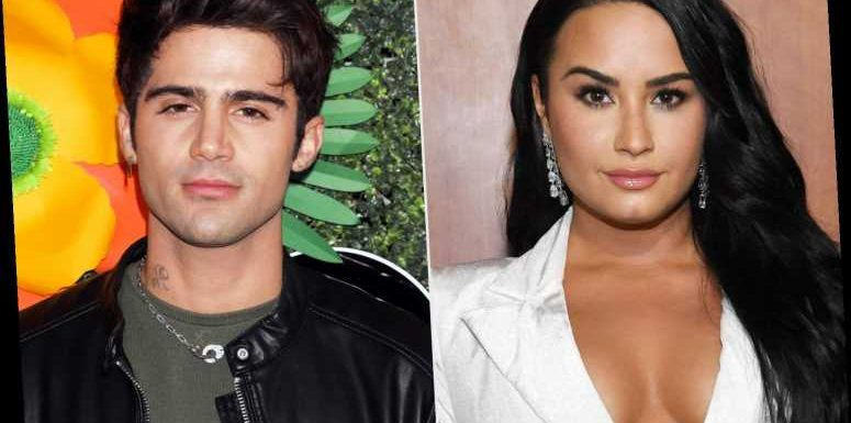 Demi Lovato and Boyfriend Max Ehrich Are Engaged: 'God Brought Us Together'