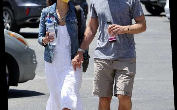 Jordana Brewster Holds Hands with Tech CEO Three Weeks After Filing for Divorce from Husband