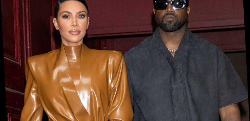 Kim Kardashian Returns Home to Los Angeles Following Emotional Reunion with Kanye West in Wyoming