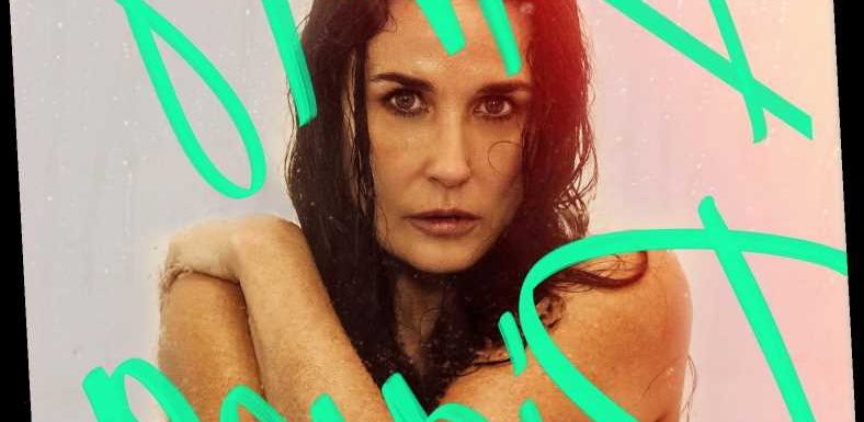 Demi Moore Stars in Sexy Podcast Dirty Diana: Here's Trailer with Cameos from Lena Dunham, More